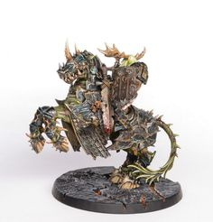 Showcase: Nurgle Harbinger of Decay Conversion - Tale of Painters