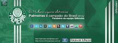 Parabéns Palmeiras 2012 * Qismoke cigarros eletrônicos by QiSmoke Cigarros Eletronicos, via Behance