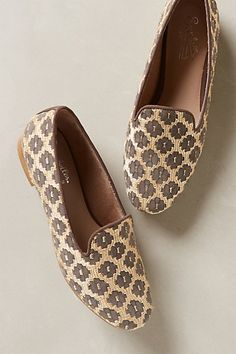 Glitzed Smoking Loafers - anthropologie.com #anthrofave
