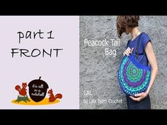 Video Tutorials Peacock Tail Bag CAL part 1 | It's all in a Nutshell