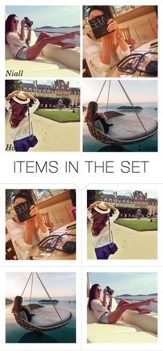 """""""He take a pic of you without you knowing"""" by perfectharry ❤ liked on Polyvore featuring art"""
