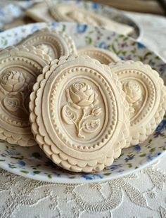 A Kingdom for a cake: Springerle cookies