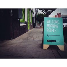CreativeMornings is a breakfast lecture series for the creative community. They have lectures all around the world.
