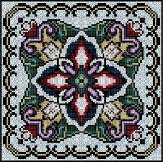 PŘEDLOHY PDF VYŠÍVÁNÍ KŘÍŽKOVÝM STEHEM NA POLŠTÁŘE - cross-stitch  embroidered  PDF on the pillow     download pdf Cross Stitch Embroidery, Cross Stitch Pillow, Beaded Cross Stitch, Counted Cross Stitch Patterns, Cross Stitch Designs, Cross Stitching, Loom Patterns, Beading Patterns, Embroidery Patterns
