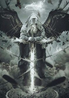 Archive Realm of Fantasy: Of Angels and Demons Vol. 2 :iconrealm-of-fantasy: &nb. Collection: Of Angels and Demons Vol. Dark Fantasy Art, Fantasy Artwork, Dark Art, Demon Artwork, Fantasy Creatures, Mythical Creatures, Arte Viking, Archangel Tattoo, Archangel Azrael