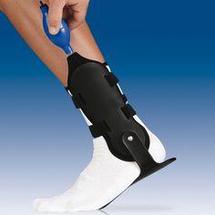 """ÓRTESIS ESTABILIZADORA DE TOBILLO HINCHABLE """"VALFEET AIR"""" - REF: 2SSD (DRCHA) / 2SSI (IZQDA): Inmovilización post- lesión, recuperación funcional, inestabilidades, prevención de lesiones en deporte, fascitis plantar con la utilización de las cinchas opcionales y limitación de la flexo-extensión del pie."""