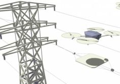 TECH INSPIRED BY NIKOLA TESLA CHARGES DRONES IN MID-AIR: IMAGINE FLYING ROBOTS THAT NEVER HAD TO LAND, EVER