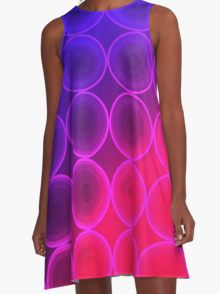 Plexus F90D62 A-Line Dress  by Scar Design #summerclothing #summervacationsdress #beachdress #beach #summerfashion #giftsforher #gifts #giftsforteens #summergifts #womensfashion #hipster #colorful #style #swag #sunset #sunsetdress #dress #summerdress #sum