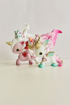 Mijbil Creatures: Tokidoki Unicorns: