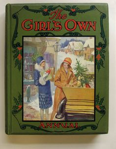 THE GIRLS OWN ANNUAL.