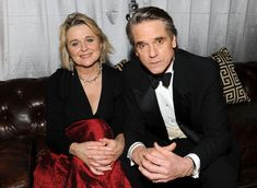 Jeremy Irons Photos Photos: Weinstein/Relativity Media Golden Globe After Party Presented by Marie Claire - Inside Biological Mother, Biological Parents, Adoptive Parents, British Men, British Actors, Sinead Cusack, Juliet Stevenson, 80s Actresses, Billy Boyd