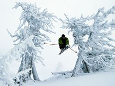 Bend, OR: World's 25 Best Ski Towns, National Geographic Traveler February 2012 Winter Family Vacations, Best Ski Resorts, Best Skis, Snow Skiing, The Great Outdoors, Kayaking, Adventure Travel, Cool Photos, National Geographic