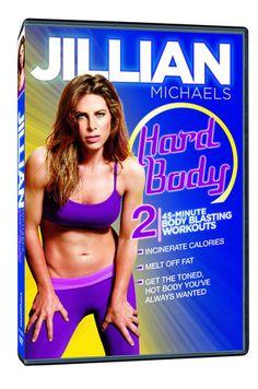 Jillian Michaels 'Hard Body' DVD
