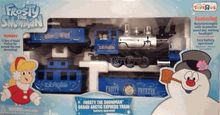 Frosty's Grand Arctic Express Train with 1969 Style Frosty Figure