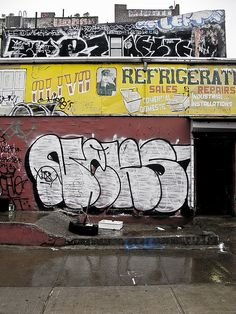"""fopah: """"FROZEN NEKST by groteskito on Flickr. rip """""""