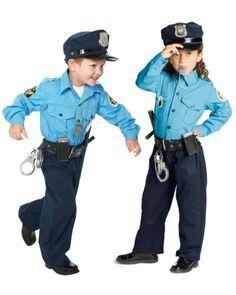 DIY Police Officer Costume | Pinterest | Police officer costume Costumes and Halloween costumes  sc 1 st  Pinterest & DIY Police Officer Costume | Pinterest | Police officer costume ...