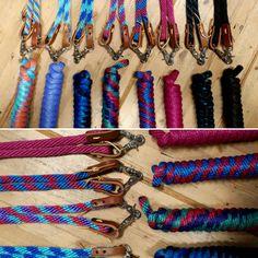 Faites le plein de couleur en magasinant en ligne ! www.chambriere.ca Ropes, Tack, Jessie, Friendship Bracelets, Equestrian, Hair Styles, Beauty, Fashion, Horse