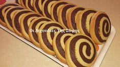 Μπισκοτάκια σπείρες!!! Biscuits, Greek Sweets, Greek Recipes, Hot Dog Buns, Sweet Treats, Food And Drink, Cooking Recipes, Bread, Cookies