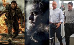 Nominations for the 88th Oscars were announced Thursday morning, with The Revenant capturing the most nominations.  Alejandro González Iñárritu's frontier revenge tale received 12 nominations in all, including ones for director, actor Leonardo DiCaprio, and best picture.