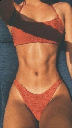 Cute Swimsuits, Cute Bikinis, Women Swimsuits, Summer Bikinis, Trendy Bikinis, One Piece Swimsuit Red, Red Swimsuit, Brasilianischer Bikini, Sporty Bikini