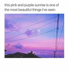 I don't think I've ever seen a sunrise. Pretty Sky, Life Is Beautiful, Beautiful Images, Pretty Pictures, Cool Photos, Amazing Photography, Nature Photography, A Silent Voice, Photography Challenge