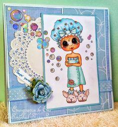 Besties card by Ema M.