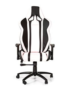 gaming chair for games racing office computer pu leather reclining seat black u0026 blue office chair pinterest chair pads