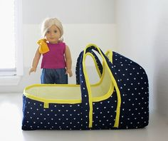 the Baby Doll Basket PATTERN is here! | MADE