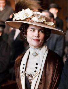 Lady Cora Crawley, Countess of Grantham in Downton Abbey