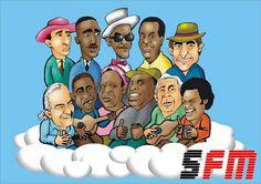 Samba FM – O Samba não tem fronteiras