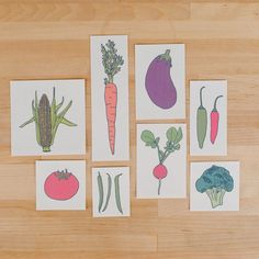 veggie tattoos!