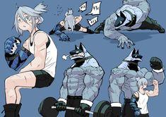 Character Design Animation, Fantasy Character Design, Character Creation, Character Design Inspiration, Character Art, Alita Battle Angel Manga, Anime Furry, Furry Drawing, Anthro Furry