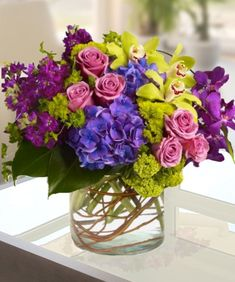 flowers.quenalbertini: Bouquet | Carither Flowers