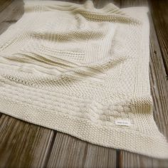 NobleKnits.com - Big Bad Wool Wonky Log Cabin Baby Blanket/Throw Knitting Pattern, $6.95 (http://www.nobleknits.com/big-bad-wool-wonky-log-cabin-baby-blanket-throw-knitting-pattern/)