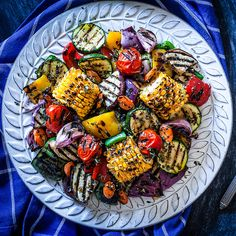 Keep It Fresh and Fire Up the Harvest Barbecue - Everything Zoomer Grilled Watermelon, Grilled Fruit, Grilled Tomatoes, Carbs In Vegetables, Mixed Vegetables, Grilled Vegetables, Grilled Squash, Green Veggies, New Cooking
