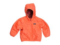 Patagonia Kids Baby Reversible Puff-Ball Jacket
