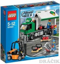 60020 Lego City - Kamión