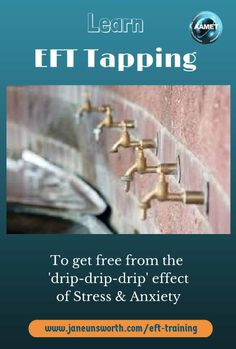 EFT Training to get free of stress and anxiety related symtpoms