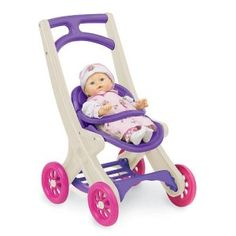 You Me On The Go Doll Stroller