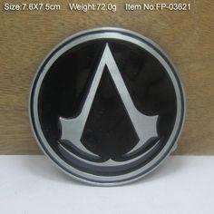 Assassin's Creed Logo Belt Buckle