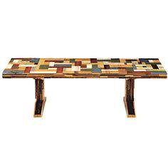 スクラップウッド テーブル