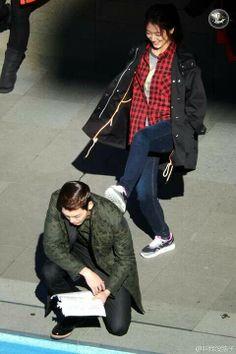 Park Shin hye and Kim woo bin Heirs Korean Drama, Korean Drama Movies, The Heirs, Korean Dramas, Choi Jin Hyuk, Kang Min Hyuk, Korean Celebrities, Korean Actors, Lee Min Ho Kiss