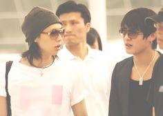 Yoochun and Junsu