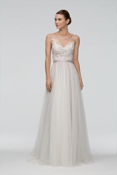 Watters Brides 2016 Wedding Dress: 'Oma' ~ Available at Mia Bridal Couture's Trunk Show on November 26-28