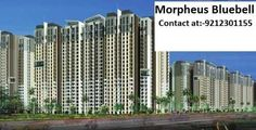 Cheapest project on main 130 M road in noida extension 2BHK @ Rs 3400 all inclusive. Never before never again offer.  For further information please call at : 9212301155 {OR} Visit us: http://www.realityinfra.com/morpheus-bluebell-noida-extension/       Rs2,500,000