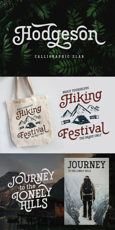 Hodgeson Font Journey Journey, Slab Serif Fonts, Commercial Use Fonts, Typography, Lettering, Uppercase And Lowercase, New Fonts, Editorial Design, Free Design