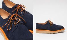Marck McNairy x Norse Store - Couple of Derby and a Gibson