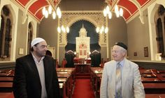 Bradford (UK) synagogue saved by city's Muslims Faced with closure a year ago, today Bradford's synagogue's future is bright, a model of cross-cultural co-operation