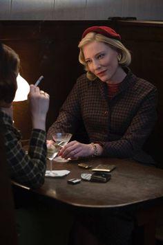 Carol by Todd Haynes. #RonneyMara #ThereseBelivet #CateBlanchett #CarolAird