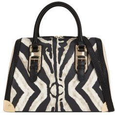 ALDO Nervosa - Handbags - Black Multi